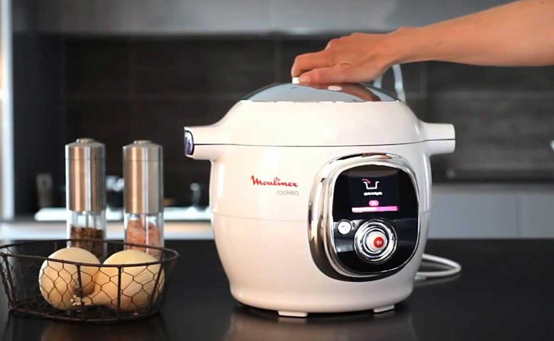 tipos de robot de cocina