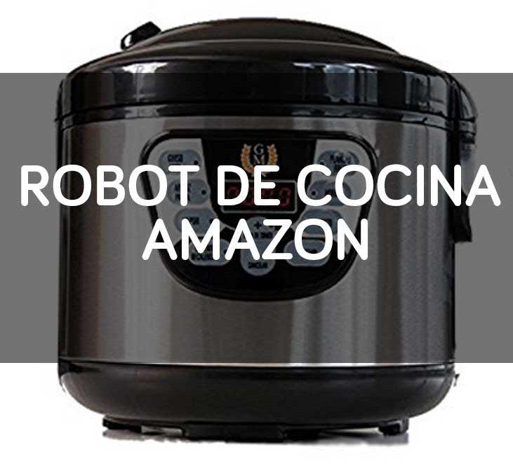 Robot de cocina Amazon