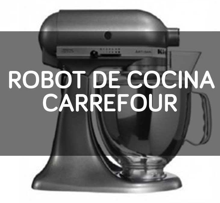 Robot de cocina Carrefour
