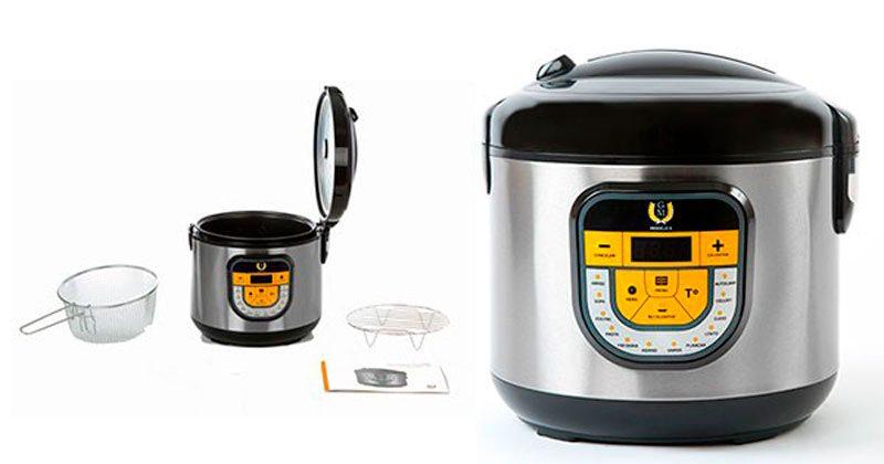 robot de cocina cecotec precios