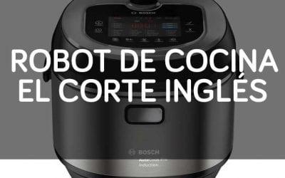 Robot de cocina el corte ingles