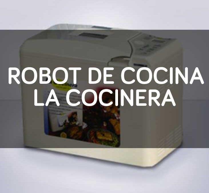 Robot de cocina la cocinera