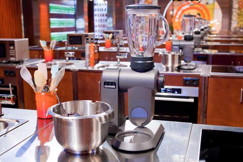 robot de cocina masterchef