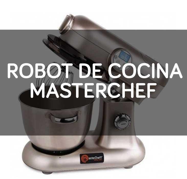 Robot de cocina masterchef en 2018 robot de cocina barato - Robot de cocina taurus master cuisine ...
