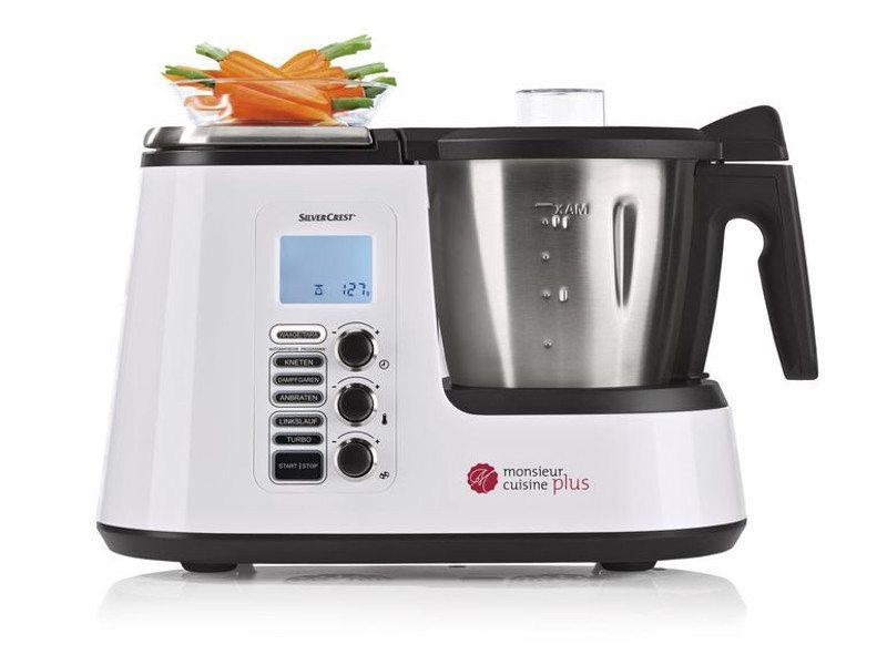 robot de cocina mc plus