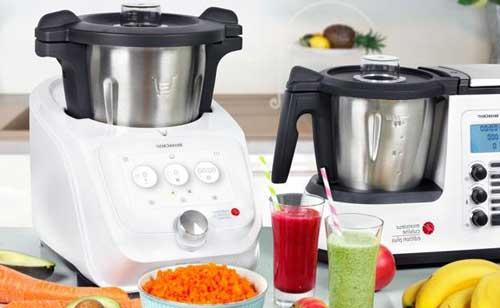 cual es la mejor marca de robot de cocina