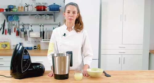 que robot de cocina me recomendais