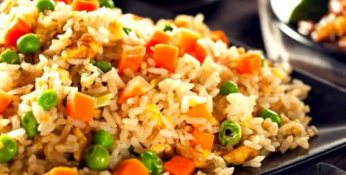 arroz blanco receta facil