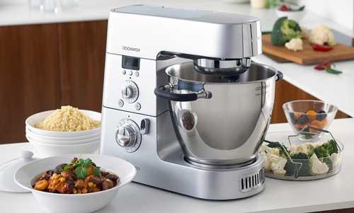 cocinar con robot de cocina