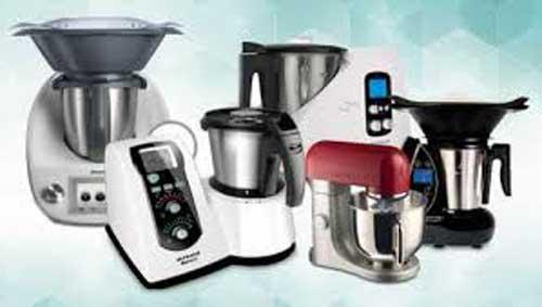 como elegir un robot de cocina