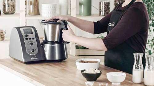 razones para comprar un robot de cocina