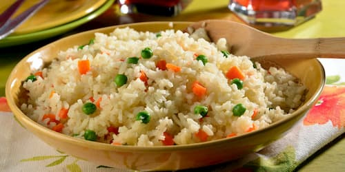 receta arroz blanco suelto