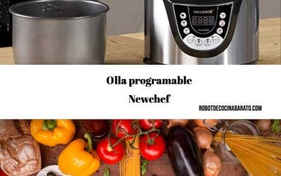 Olla programable Newchef