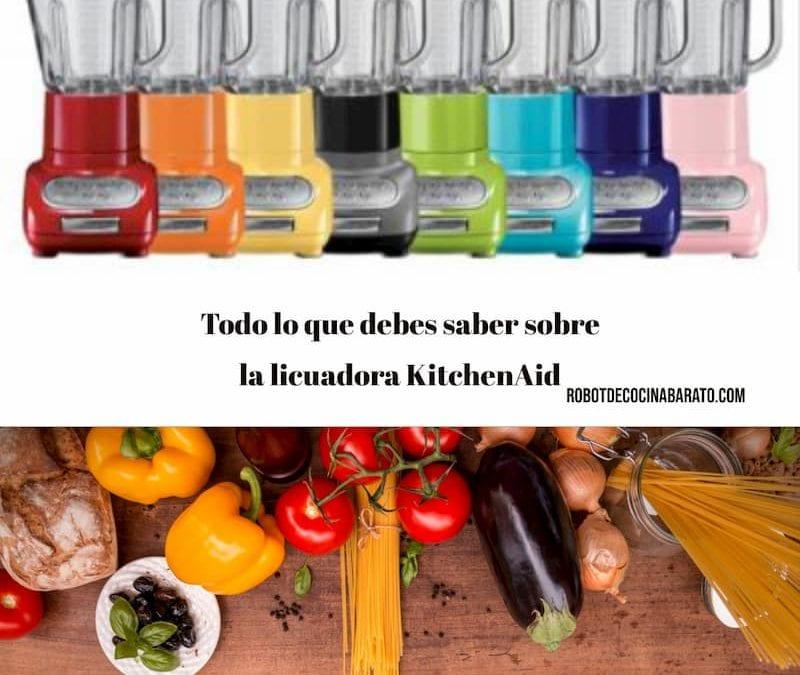 Licuadora KitchenAid