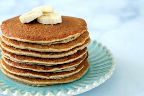 como hacer tortitas para desayunar