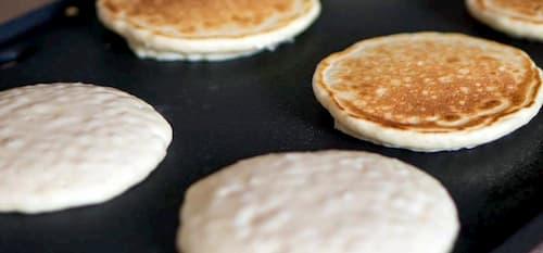 como hacer tortitas sin huevo