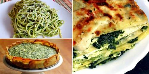 recetas vegetarianas para cenar