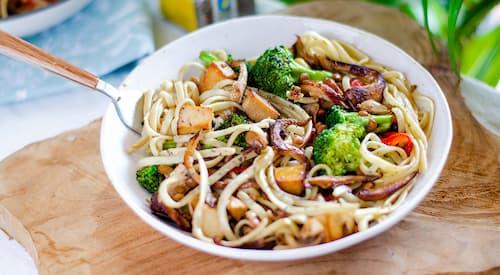 recetas vegetarianas rapidas