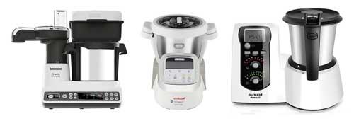 robot de cocina o thermomix