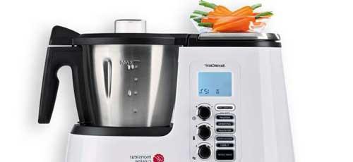 robot de cocina recetas