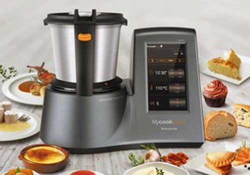 recetas para robot de cocina taurus mycook