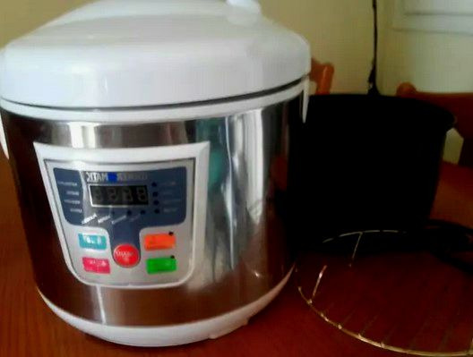 Cooker Matic arroz con leche