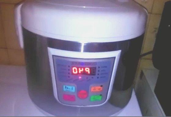 Cooker Matic robot