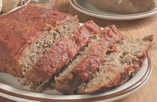 Pastel de carne picada y bacon al horno