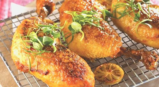 Pollo con coca cola receta