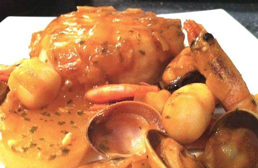 Recetas con merluza al horno