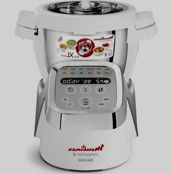Robot de cocina Moulinex accesorios