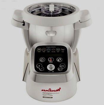 Robot de cocina Moulinex carrefour