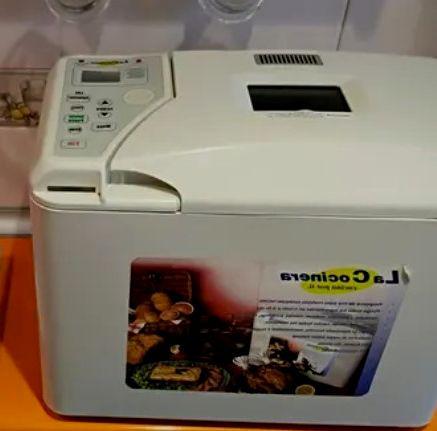 Robot de cocina La Cocinera el corte ingles