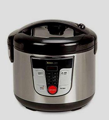 Robot de cocina Newcook master 3d
