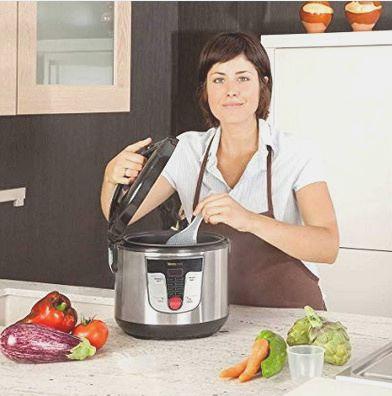 Robot de cocina Newcook silver