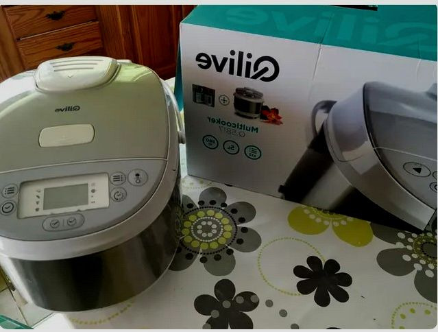 Robot de cocina Qilive instrucciones