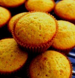 cupcakes receta basica