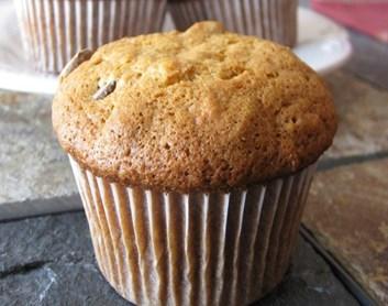 como hacer muffins de avena
