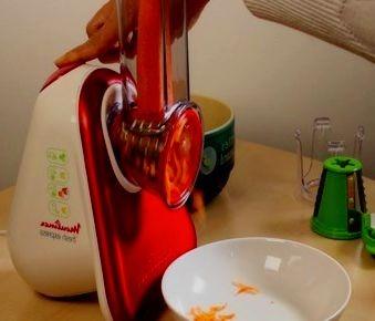 cortador de verduras en espiral carrefour