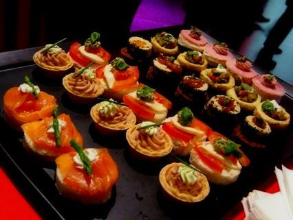 canapes de pollo faciles