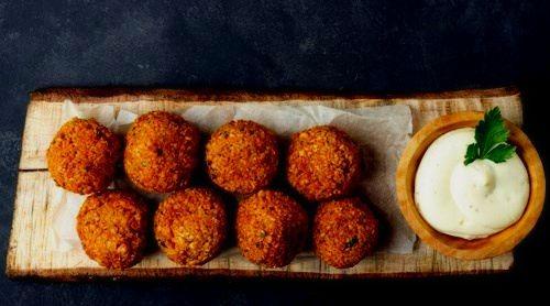 alafel receta horno