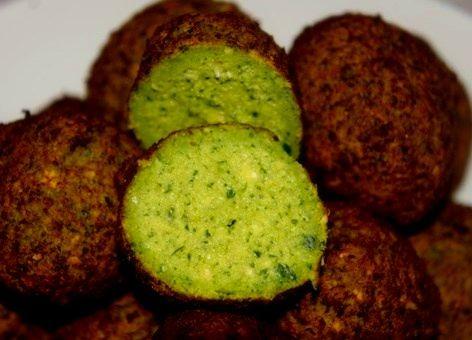 falafel receta libanesa