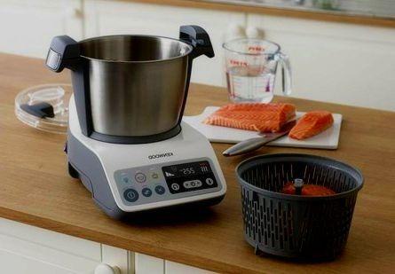 kenwood ccc200wh kcook recetas