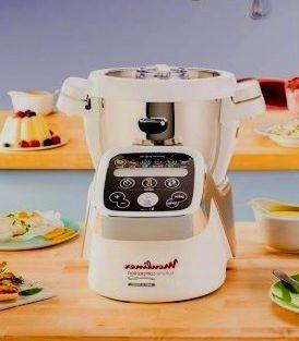 moulinex cuisine companion recetas