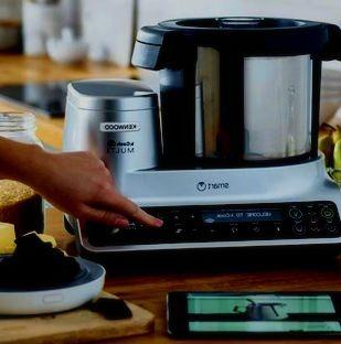 robot cocina kenwood kcook multi