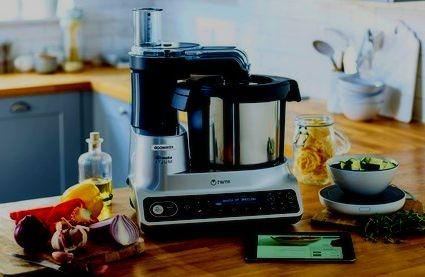 robot cocina kenwood kcook