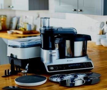 robot de cocina kenwood kcook multi ccl401 blanco