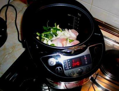 robot de cocina multicooker moulinex mk7088 funciones