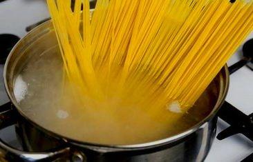 receta de espagueti con tomate
