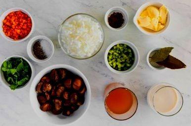 receta de castañas al horno